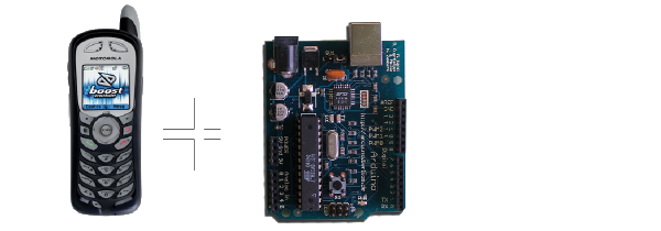 Arduino Mobile Connectivity