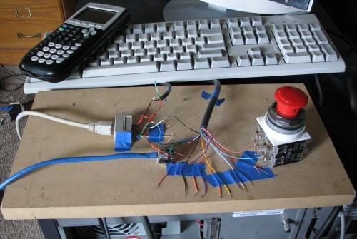 Initial DIY CNC Prototyping
