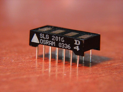 The OSRAM SLG2016 and AVR