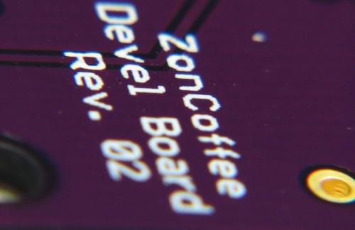 ZonCoffee PCB