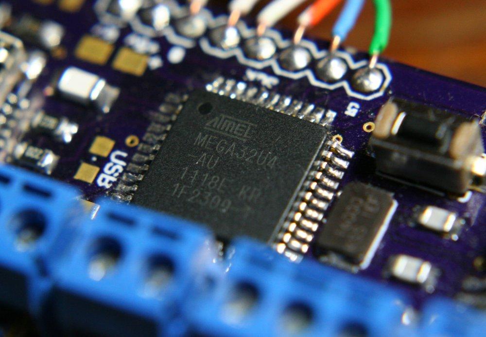 Arduino leonardo interrupts protofusion