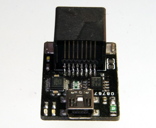 RS485 Adapter - Front