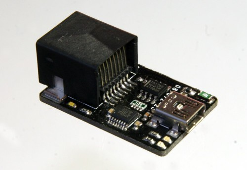 Open Hardware  USB to RS485 Adapter