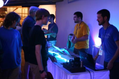 Protofusion at Maker Faire Detroit 2014