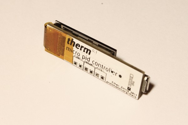 Therm PCB bottom