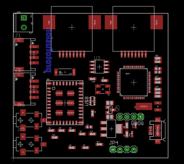 Luma Controller Prototype Rev. 2