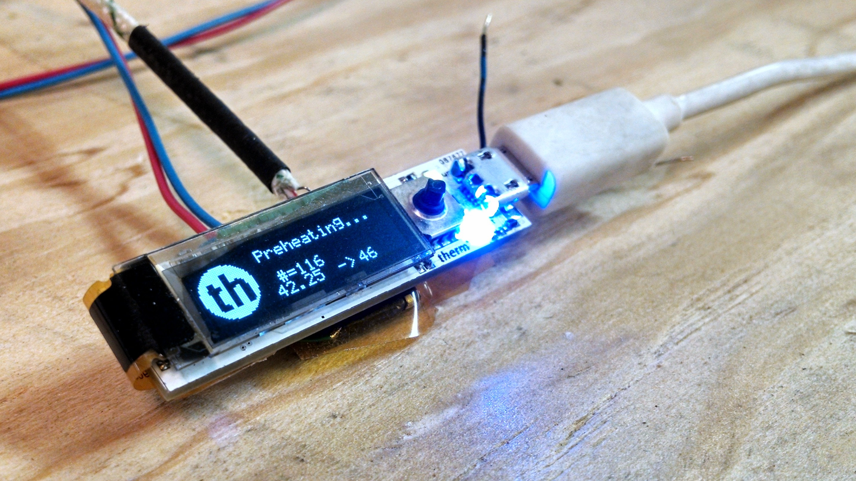 Therm: a Tiny PID Controller   [protofusion]